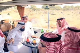 منصور بن مقرن .. رحل بعد جولة في البرك للوفاء بما أقسم به أمام الملك والوطن - المواطن