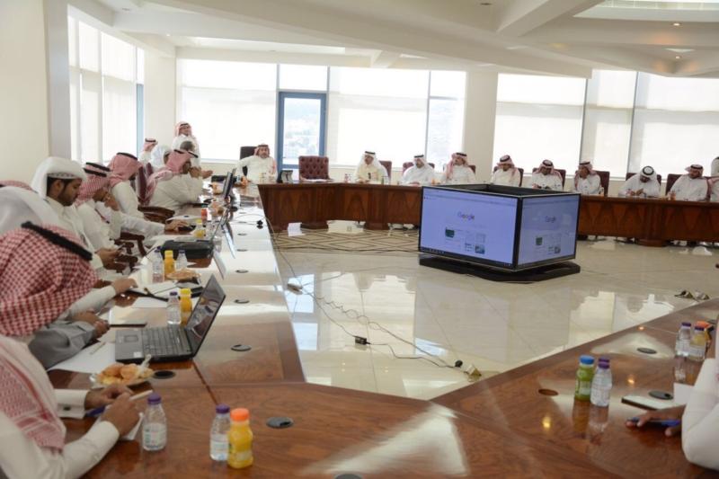 بلدية بارق تدشن أول مستخلص إلكتروني - المواطن