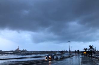 جدة تستيقظ على تغيّر لون الأجواء وأمطار الخير - المواطن