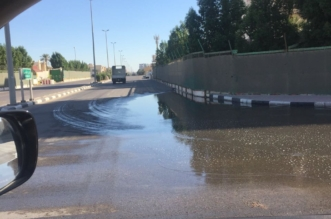 """مياه الشرقية لـ""""المواطن"""": تسرب المياه بمجمع الراكة خارج صلاحياتنا - المواطن"""