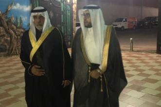 بالصور.. مهند العمري يحتفل بعقد قرانه - المواطن