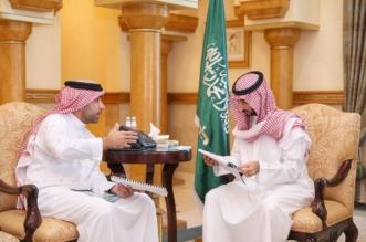 نائب أمير مكة يتابع الخدمات اللوجستية والصناعية بمدينة الملك عبدالله - المواطن