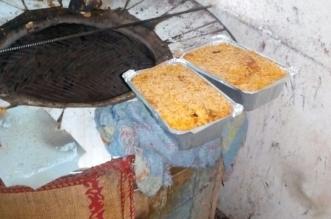 بالصور.. مصادرة 94 كجم مواد غذائية منتهية الصلاحية وإغلاق محلات بصامطة - المواطن