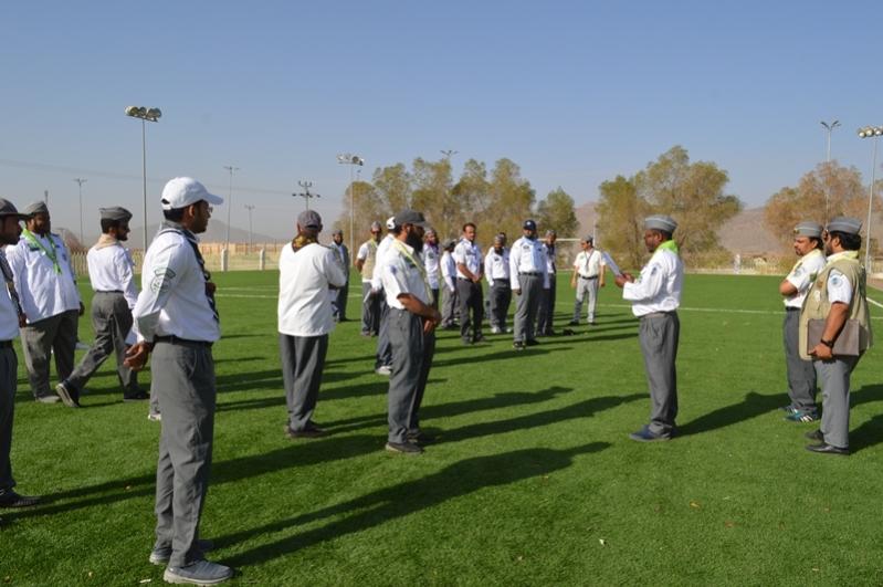 بالصور.. افتتاح الدراسة التأسيسية لقادة الوحدات الكشفية في محايل - المواطن