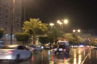 رياح وسحب رعدية على مكة حتى الثانية صباحًا - المواطن