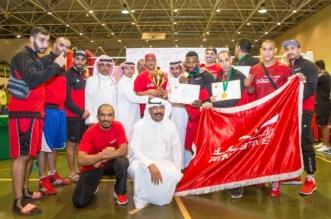 وقت اللياقة يحصد كأس بطولة المملكة المفتوحة للهيئات للملاكمة - المواطن