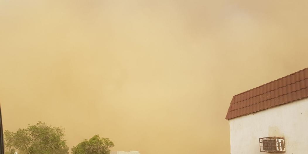 الأرصاد: استمرار موجات الغبار على طريق الساحل من الليث إلى جازان