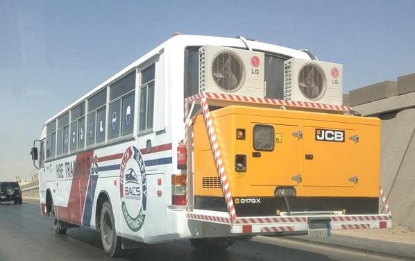 باصات تضيف مكيفات سبلت بعد اقتراب إطلاق حافلات الرياض - المواطن