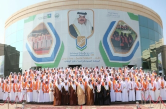 تخريج 1051 درعًا من دروع دافع الوطني في جامعة الإمام عبد الرحمن الفيصل - المواطن