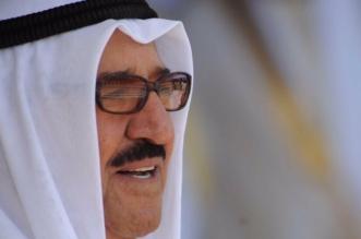 أمير الكويت يغادر جدة .. وخالد الفيصل يودعه - المواطن