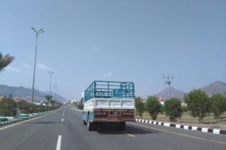 ضبط 318 شاحنة مخالفة داخل أحياء جدة - المواطن