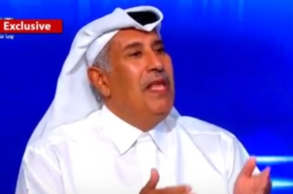 حمد بن جاسم.. كذب عراب إسرائيل ولو تعلق بأستار الكعبة - المواطن