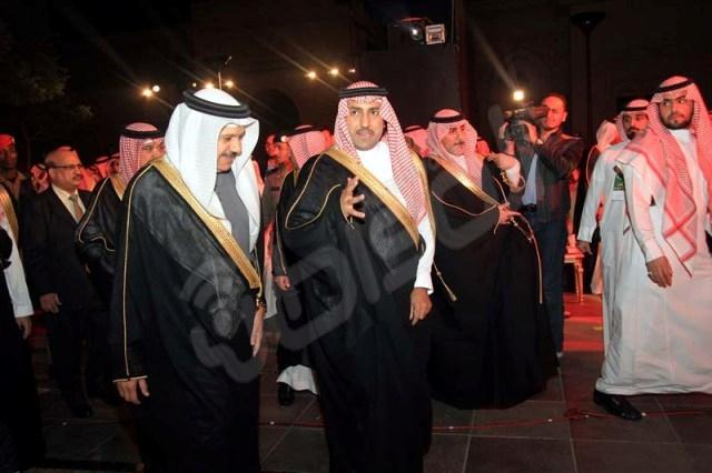 أمير الرياض : #خليجي22 فرصة لإبراز العلاقات الاستراتيجية والاجتماعية والتاريخية - المواطن