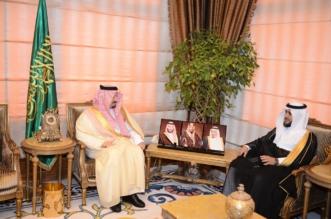 أمير عسير يناقش مشروعات البيئة والمياه والزراعة مع المشيطي - المواطن