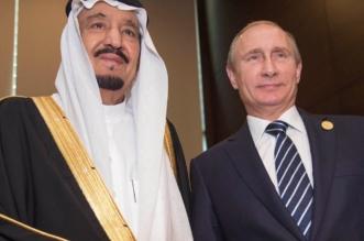 الغاز والبترول والطاقة النووية.. المملكة توقع سلسلة اتفاقيات مع الجانب الروسي خلال زيارة الملك - المواطن