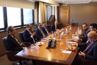 اجتماع تنسيقي في لندن يناقش ترتيبات الأسبوع الثقافي الخليجي