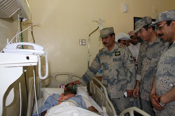 العريف عبدالله بن جمعان القحطاني