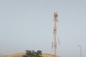 بالصور.. انقطاعات الإنترنت والاتصالات تعزل قرى مركز ثلوث المنظر - المواطن