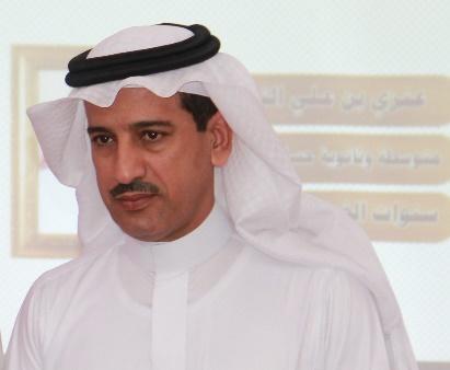 مدير التربية والتعليم للشؤون المدرسية الأستاذ محمد بن سعد الدوسري