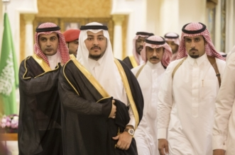 بالصور.. نائب أمير الجوف: صدورنا مفتوحة للصغير والكبير قبل أبوابنا ونتقبّل النقد - المواطن