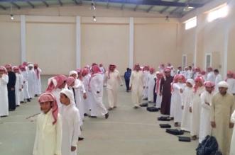 بالصور.. انطلاق العام الدراسي الجديد بهمة ونشاط في مدارس أحد رفيدة - المواطن