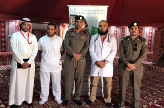 المستشفى السعودي الألماني بالمدينة يقدم خدمة الفحص الطبي لمنسوبي قيادة أمن الطرق - المواطن