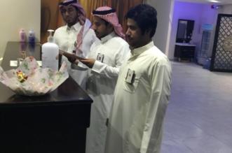 بالصور.. ضبط 3 مخالفات بمعرض توظيف وإنهاء معاناة 12 سعوديًّا لم يتسلموا أجورهم - المواطن