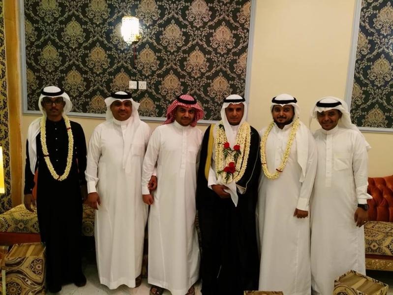 أسرة البيطلي تحتفي بزواج ابنها سلطان