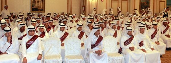 حفل تخرج عبدالله الشنقيطي