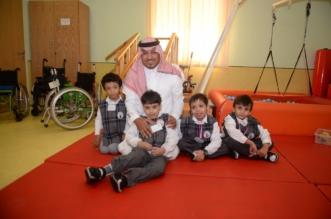 بالصور.. نائب أمير عسير يتفقد سير العملية التعليمية بجمعية الأطفال المعاقين - المواطن
