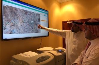 بالصور.. إرشاد حافلات ضيوف الرحمن إلكترونياً في مكة والمدينة - المواطن