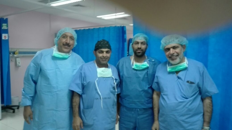 ١٥ عملية وريدية في يوم واحد بمستشفى صبيا