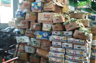 مصادرة وإتلاف 13.417 كلغم أغذية مخالفة في مكة - المواطن