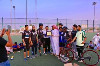 جمعية بر شرورة تقيم فعالية لـ 30 يتيمًا بشراكة مع فريق دراجي شرورة - المواطن