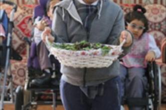 """هذه هدايا الأطفال ذوي الإعاقة لـ""""مسنات"""" أبها - المواطن"""