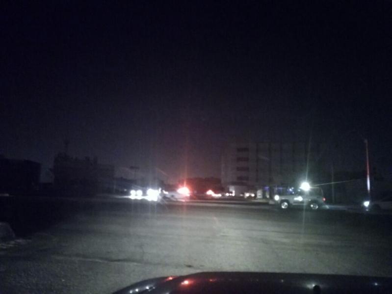 عودة التيار الكهربائي لأحياء جازان بعد ساعتين من الظلام