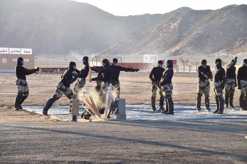 دورة قوات الطوارئ الخاصة