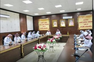 جلسة طارئة لبلدي محايل بسبب تراخيص محال الجوالات - المواطن