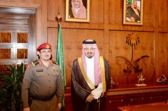 أمير عسير لمدير الضبط الإداري بشرطة المنطقة: عليكم بذل المزيد من الجهد - المواطن