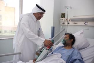 مدينة الملك سعود الطبية تحفل بذكرى الوطن