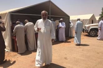 مدينة الحجاج في السيح تودع ضيوف الرحمن العائدين إلى الخليج - المواطن