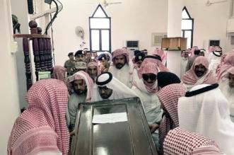 بالصور.. مشهد مهيب في توديع الشهيد الحلافي ببشائر بلقرن - المواطن