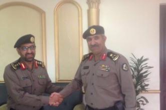 """مدير شرطة عسير يقلّد """"سفر الدوه"""" رتبة عقيد - المواطن"""