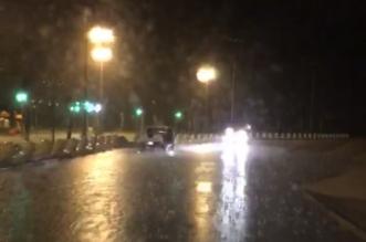 أمطار وبرد مع رياح على الشرقية لمدة 4 ساعات - المواطن