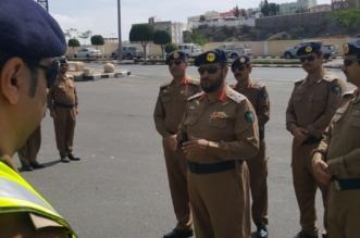 """بالصور.. مدني عسير يدشن حملة السلامة الوقائية """"نحو صيف آمن"""" - المواطن"""