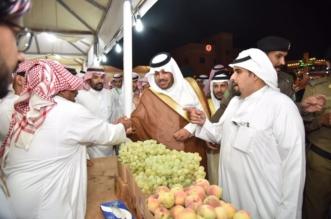 """ابن حميد يُدشن مهرجان العنب الأول ببني سعد برعاية """"المواطن"""" - المواطن"""