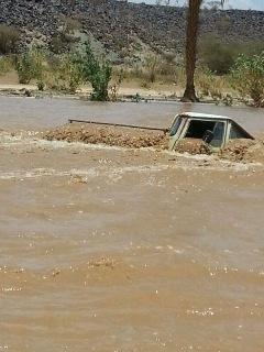 سيول منقولة في محافظات #مكة .. والمدني يحذر - المواطن