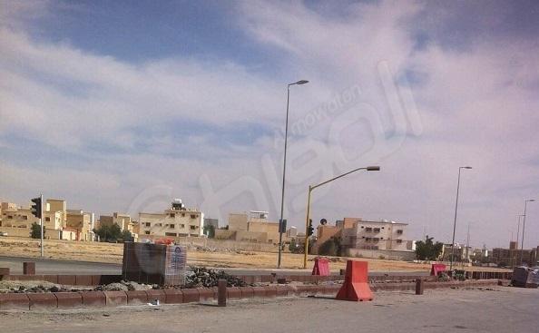 غضب من إغلاق تقاطعات شارع حسان بن النعمان - المواطن