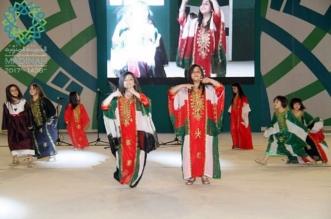 بالصور .. المدينة المنوّرة تحتضن مهرجان الثقافات والشعوب - المواطن