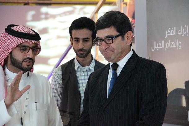 الشيخ الخزيم: ما رأيته في إثراء المعرفة هو أفضلالأساليبالتعليمية